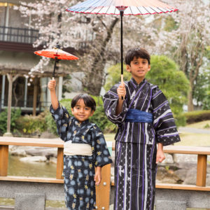 Yukata for kids