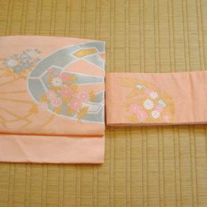 Pre-made Obi for Kimono
