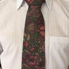 Kimono Silk Necktie